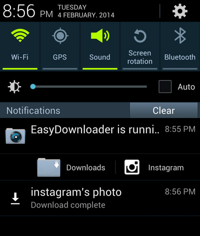 How to download photos and videos from instagram on android ccuart Gallery