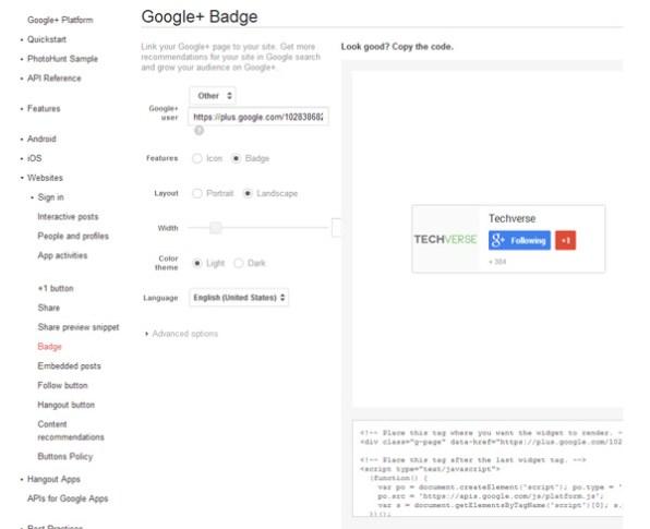 create-a-google-plus-badge-for-google+-profile