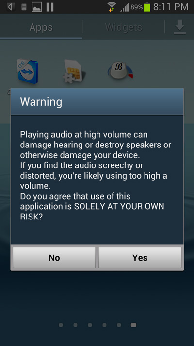 Increase your Android Phone's Audio Output with Speaker Boost