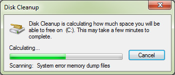 wait-for-disk-cleanup-tool-to-calculate-free-storage-space