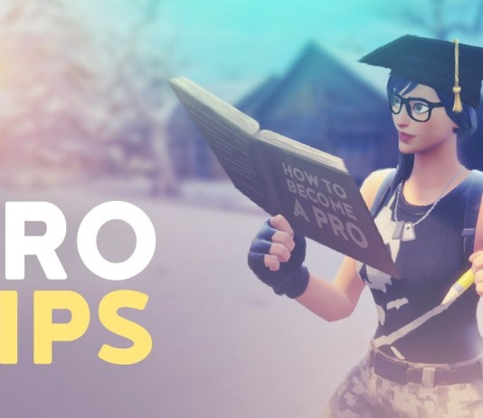 Pro Tips Fortnite