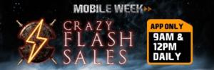 Jumia mobile week 2019 flash sales