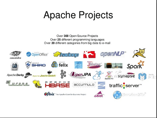 Apache-Open Source Software-Wordpress Terminology