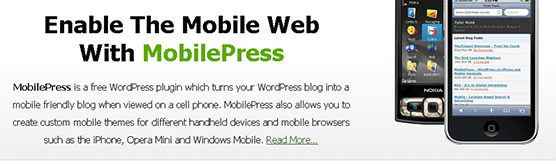 MobilePress Plugin