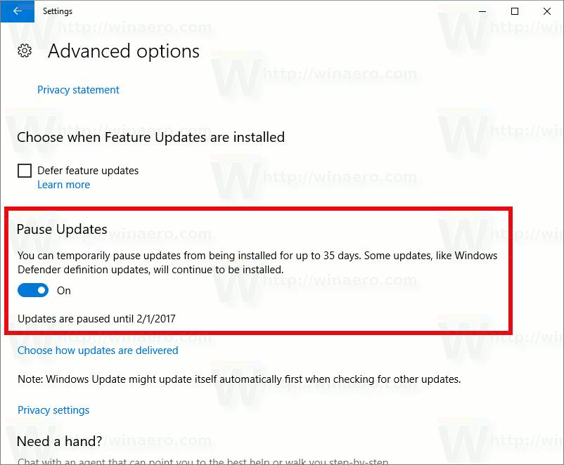 Dibikin Kesal Update Windows 10? Microsoft Siapkan Solusinya