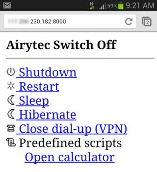 Telefon kullanarak herhangi bir yerden Windows PC uzaktan nasıl kapatılır