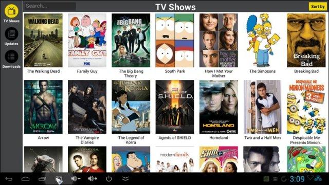 Show Box Android App