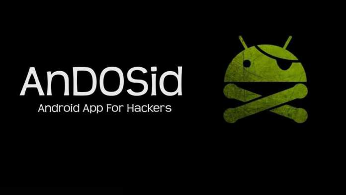 AnDOSid- DOS Tool for Android