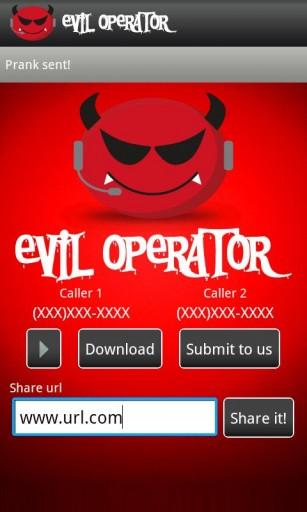 Evil Operator