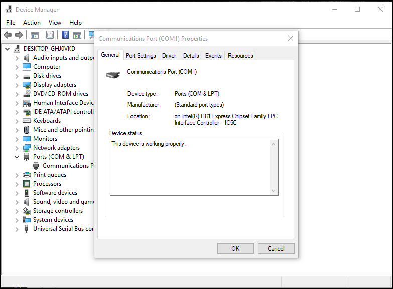 Increase Speed using Device Manager