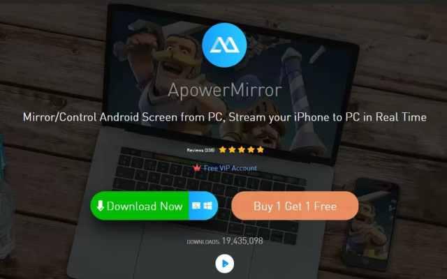 Cara Main Game PC Menggunakan ApowerMirror