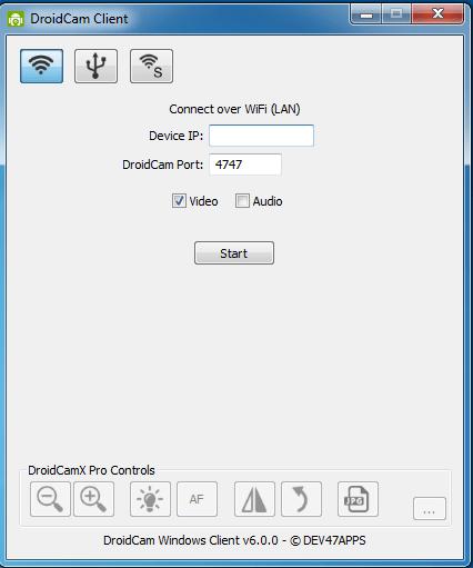 Antarmuka klien desktop