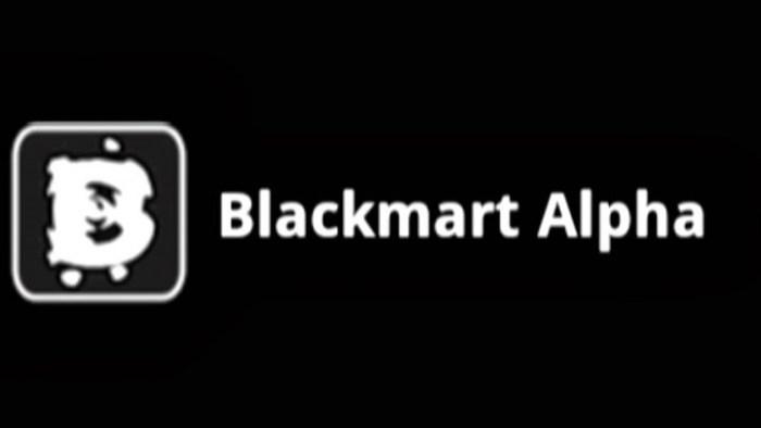 Blackmart Alpha