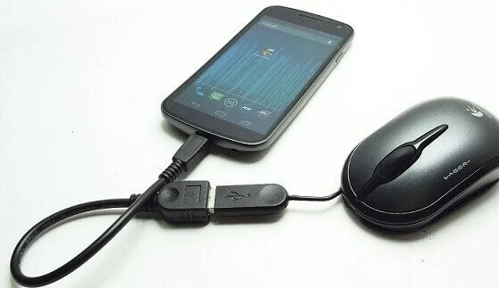 Unlock Broken Screen Android With Mouse