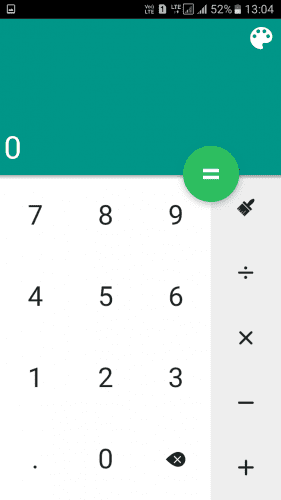 Using Calculator Vault
