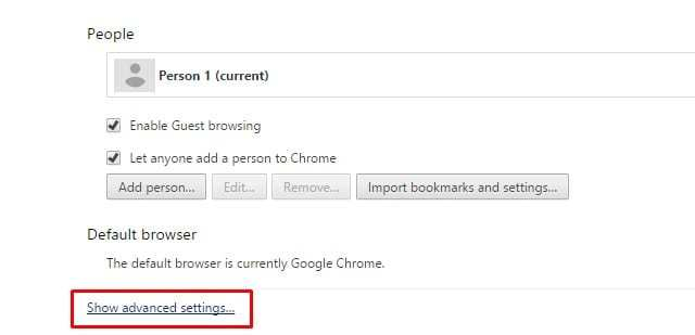 Block a Website in Chrome With Manual Settings