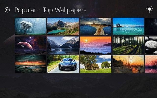 lock screen apps windows 10