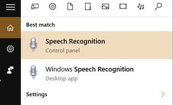 Convert Your Speech Into Text in Windows 10