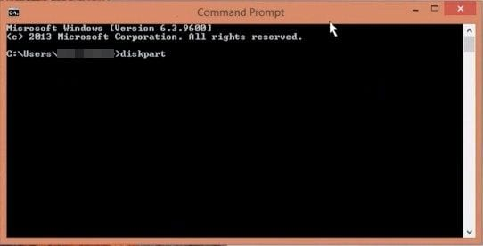 how to repair damaged sd card using cmd