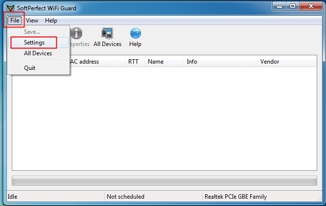 Remove Other Devices Connected To Your WiFi