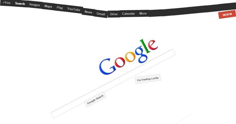 Top 10 Best Google Gravity Tricks 2019 (Latest)