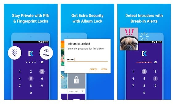 KeepSafe Photo Vault - Top 8 Best Android Apps To Hide Photos & Videos