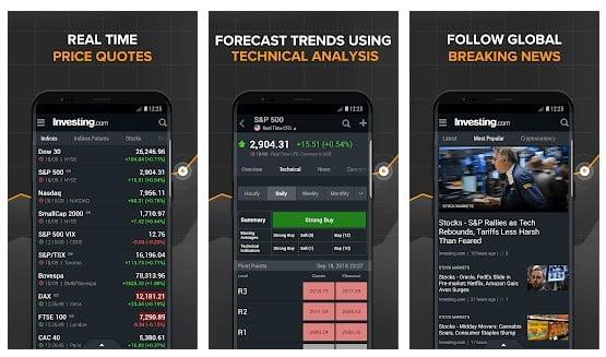 Stocks, Forex, Finance, Markets