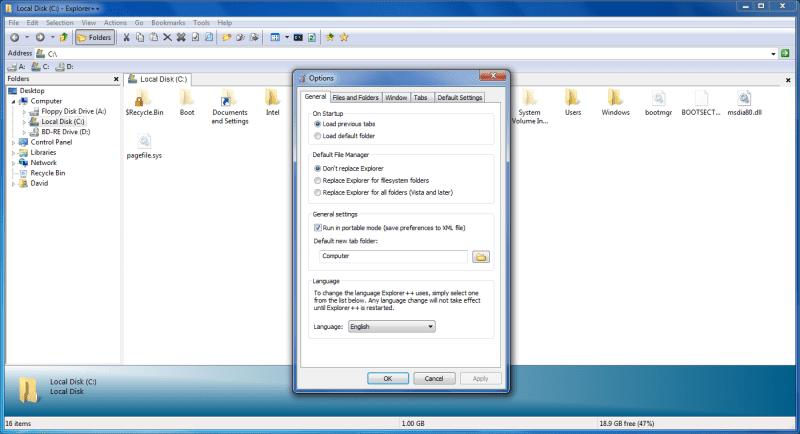 logiciel de gestion de fichiers