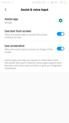 Step 13 - How To Disable Google Assistant On Any Android Device?