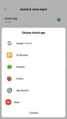 Step 14 - How To Disable Google Assistant On Any Android Device?