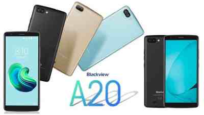 Blackview A20 1024x576 - 10 Best 'Android Go' Smartphones You Can Buy In 2019