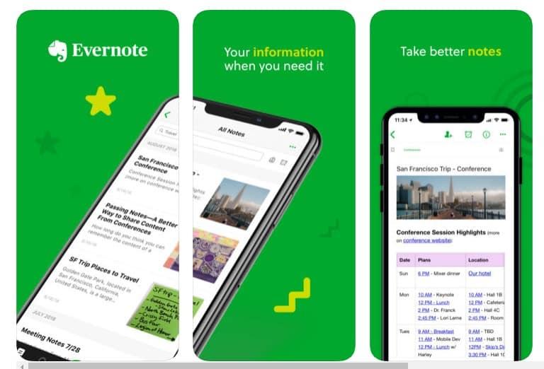 Meilleurs Applications iPhone 2019