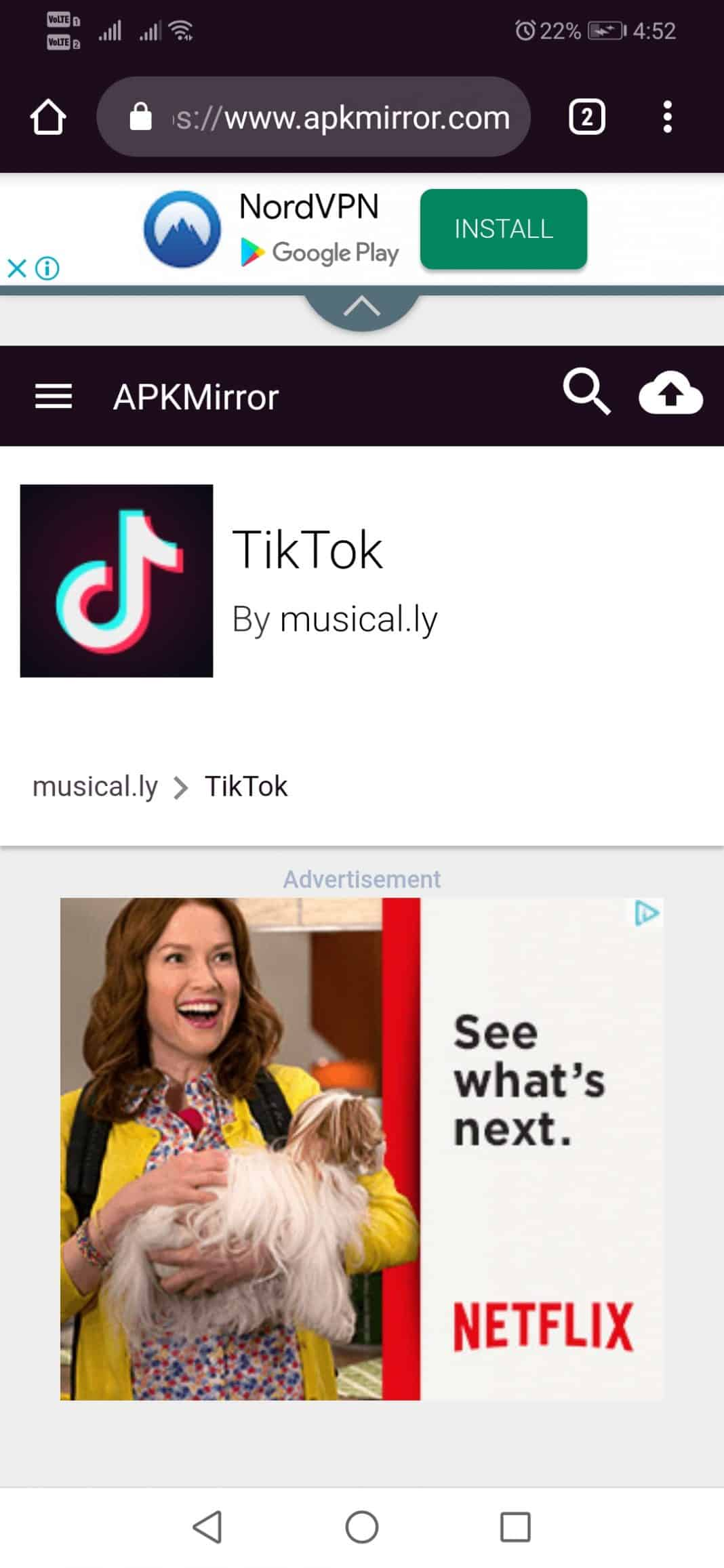 TikTok Apk Latest Version 11 0 0 Download For Android (After