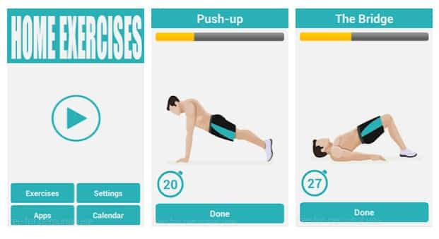 10 exercices complets du corps