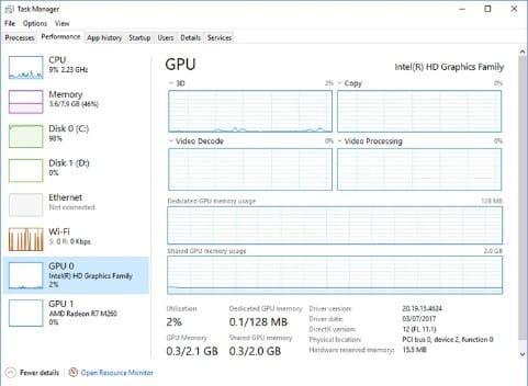 How To Check Graphics Card Model and Details In Windows - MehrAble