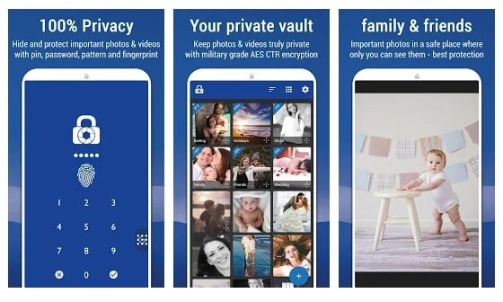 Keepsafe Photo Vault