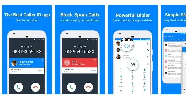 Identification de l'appelant - Numéroteur téléphonique, bloqueur d'appel