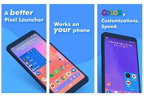 Action Launcher: Pixel Edition
