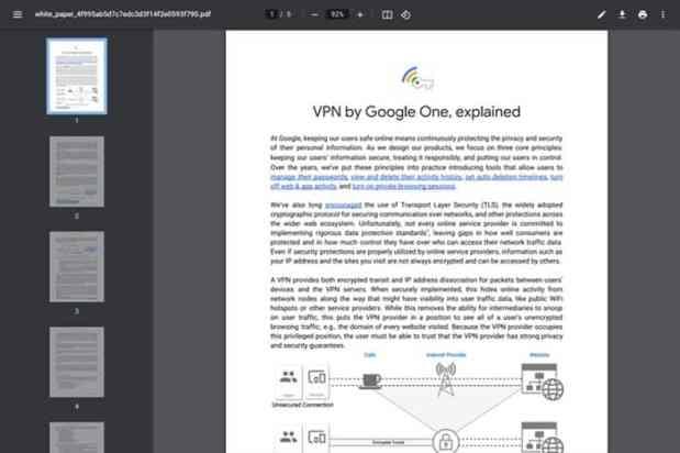 New PDF Viewer