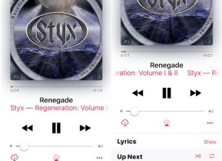 Where Are Shuffle and Repeat Options in iPhone's Music App