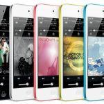 iPod Comparison Chart
