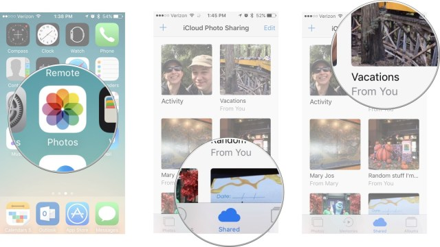 How to let other add photos to your shared Photo Streams
