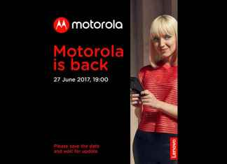 Moto Z2 might be announced on June 27, 2017