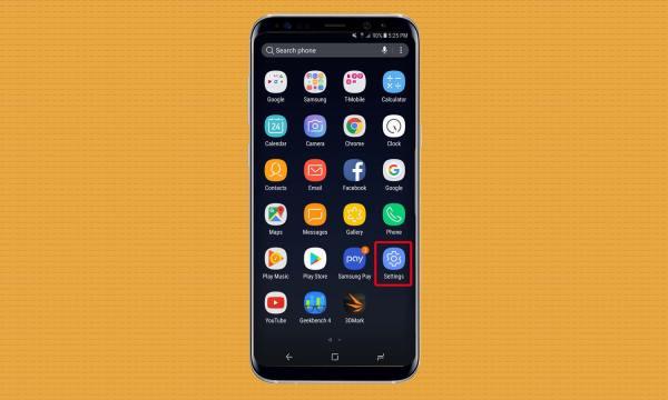 How To Setup Galaxy S8 Plus Fingerprint Sensor?