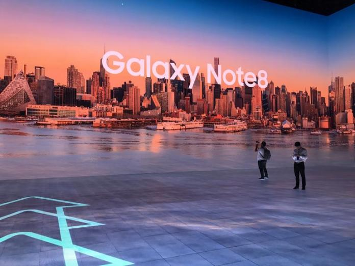 Samsung Galaxy Note 8 Business Users Guide