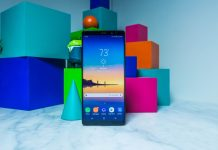 Samsung Galaxy Note 8 is in stores today