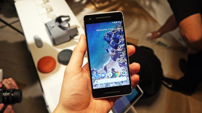 The Pixel 2 is borrowing one of the best features from iOS 11