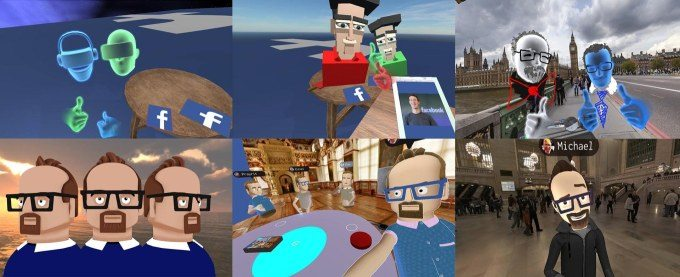 The evolution of Facebook's VR avatars