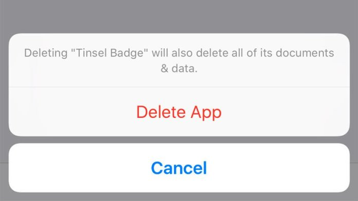 How to speed up a slow iPhone: Delete apps