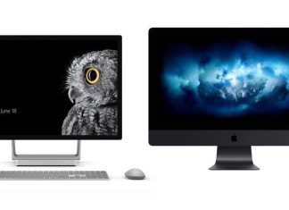 iMac Pro vs Microsoft Surface Studio Comparison Review